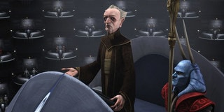 """The Clone Wars Rewatch: The """"Crisis at the Heart"""" of the Conflict"""