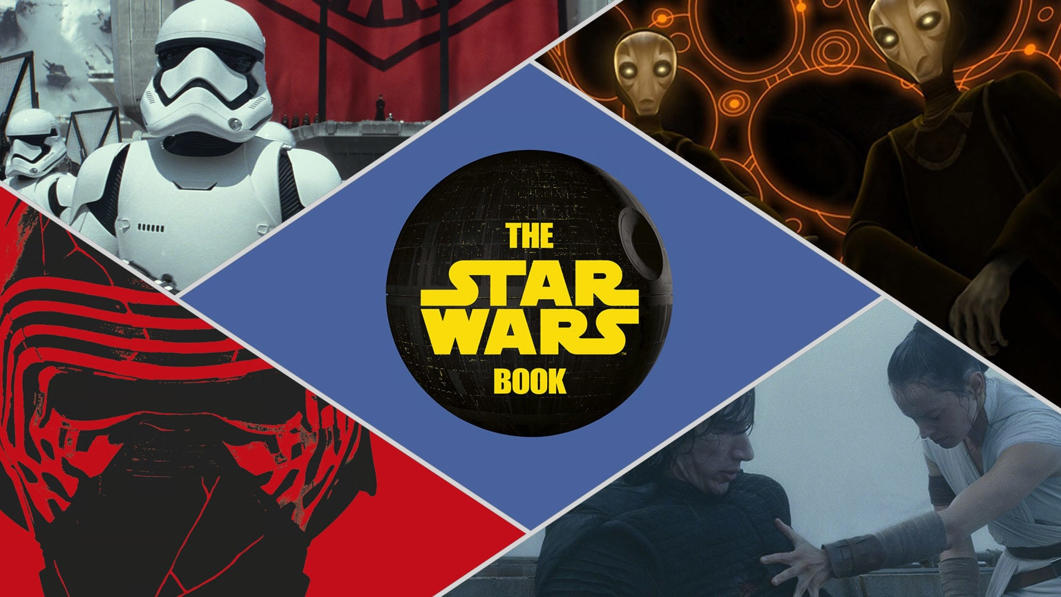 8 Secrets and Fun Facts We Learned from The Star Wars Book