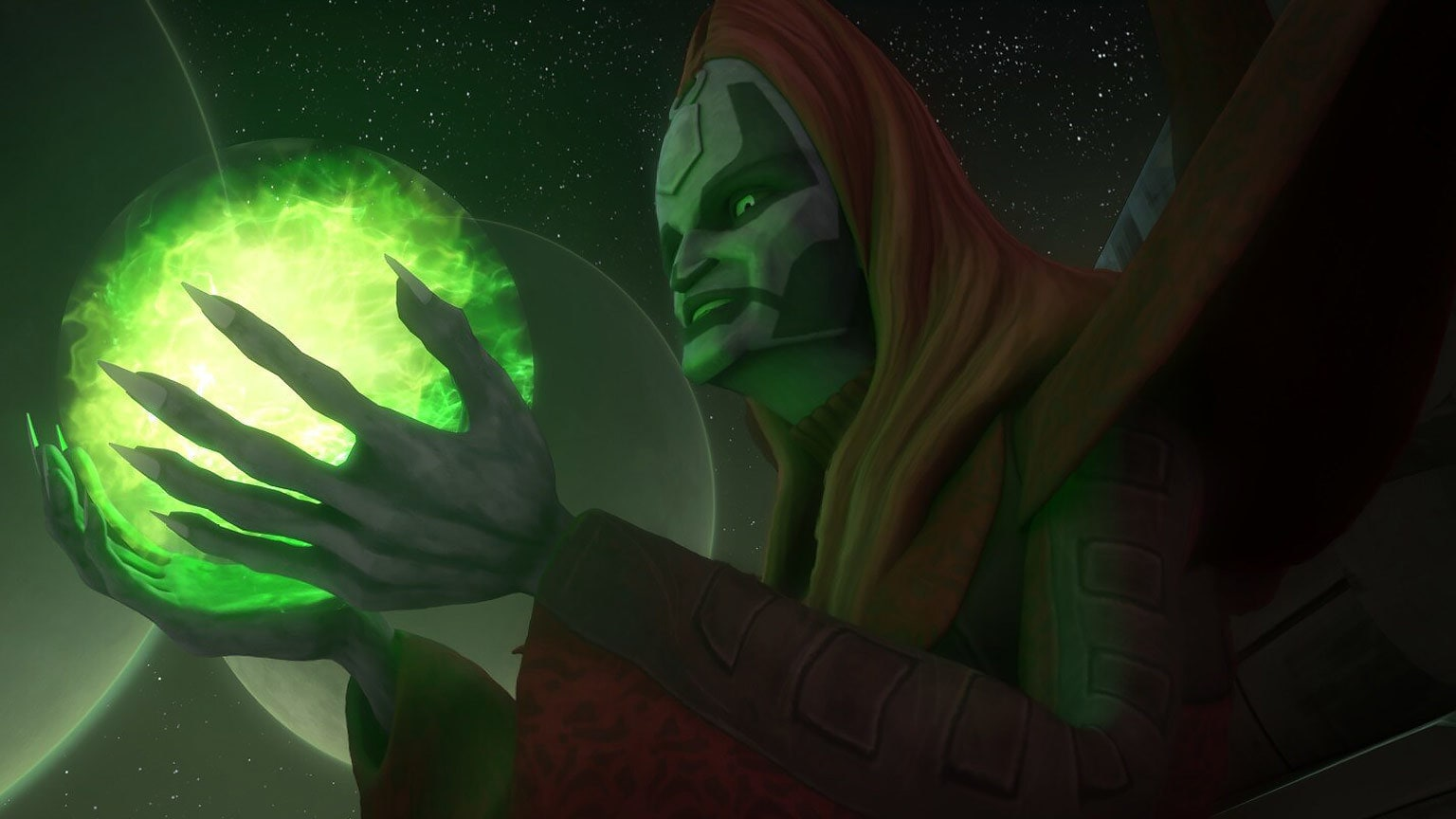 """The Clone Wars Rewatch: Wit and the Witch Behind """"The Disappeared"""" Part II"""