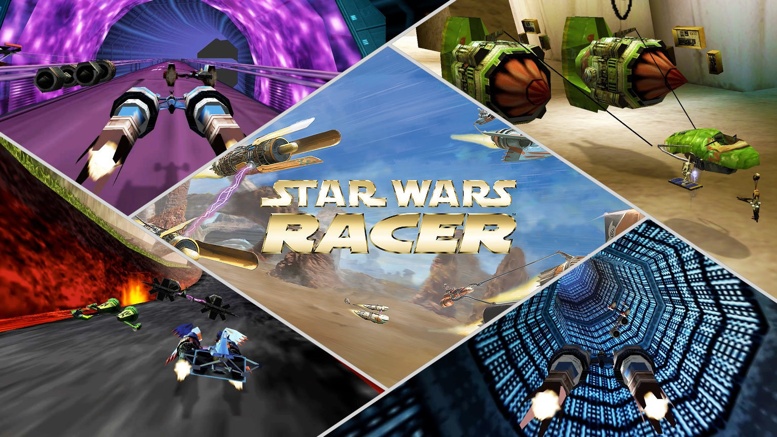 Over 20 Years After Its Debut, the Force – and Fandom – is Still Strong with Star Wars Episode I: Racer