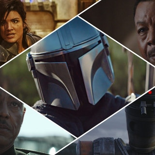 Quiz: Which Character from The Mandalorian Are You?