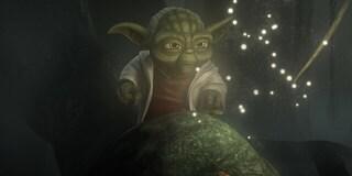 "The Clone Wars Rewatch: Yoda's Hearing ""Voices"""