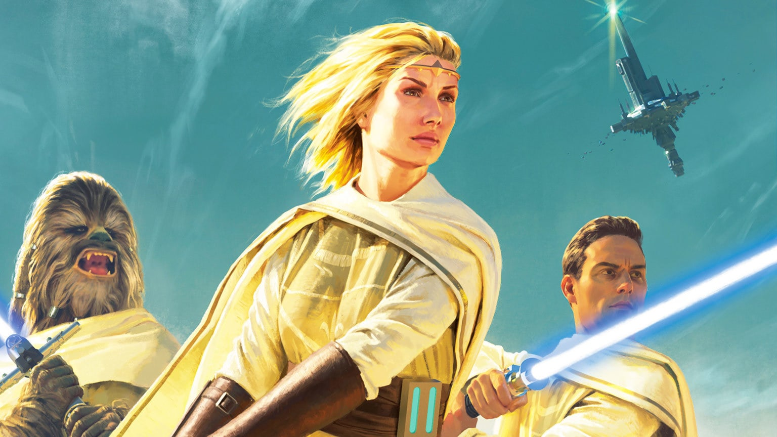 Explore Light of the Jedi in Star Wars: The High Republic – Exclusive Excerpt