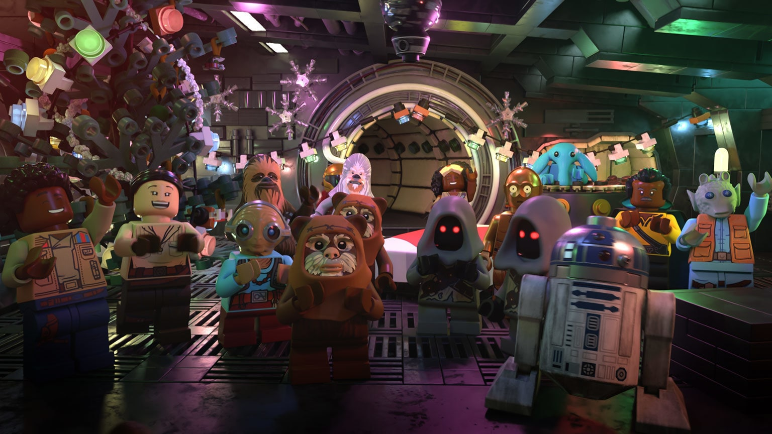 The LEGO Star Wars Holiday Special is Here!