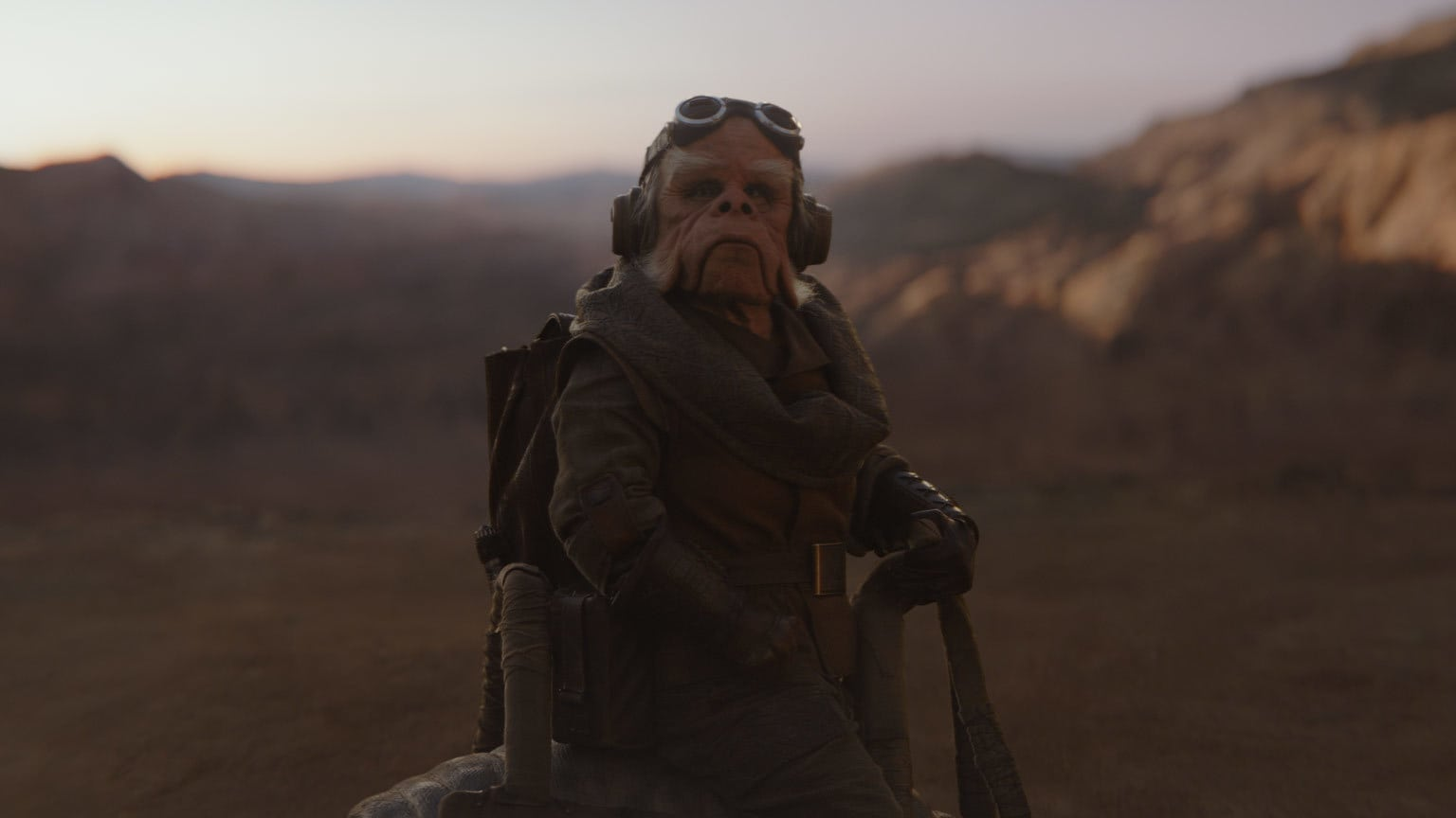 From a Certain Point of View: Who is Your Favorite Supporting Character in The Mandalorian So Far?