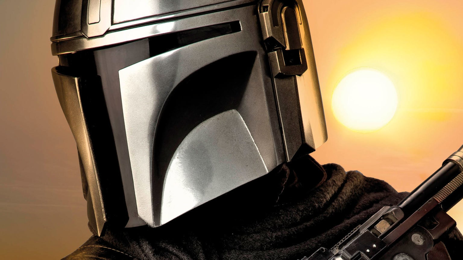 Armor Up for a First Look at The Mandalorian: The Ultimate Visual Guide – Exclusive