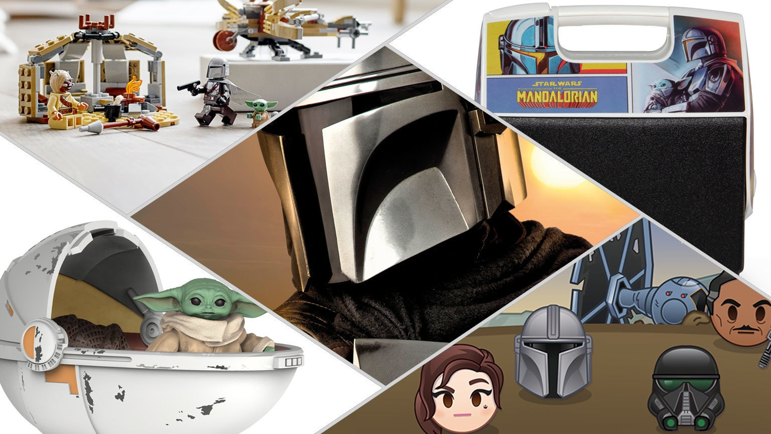 Mando Mondays: Explore The Mandalorian: The Ultimate Visual Guide and More!