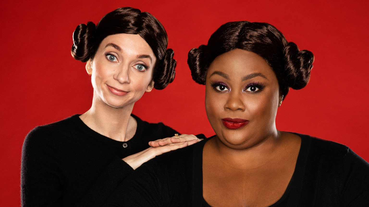 Newcomers Lauren Lapkus and Nicole Byer Take Their First Steps into the Larger World of Star Wars