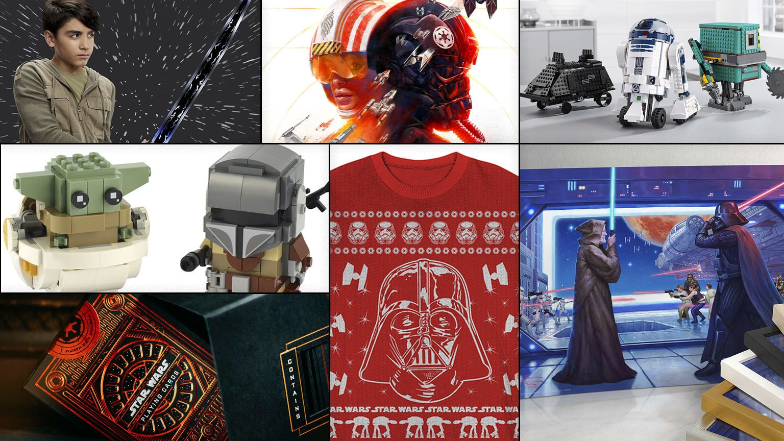 Star Wars Holiday Gift Guide 2020