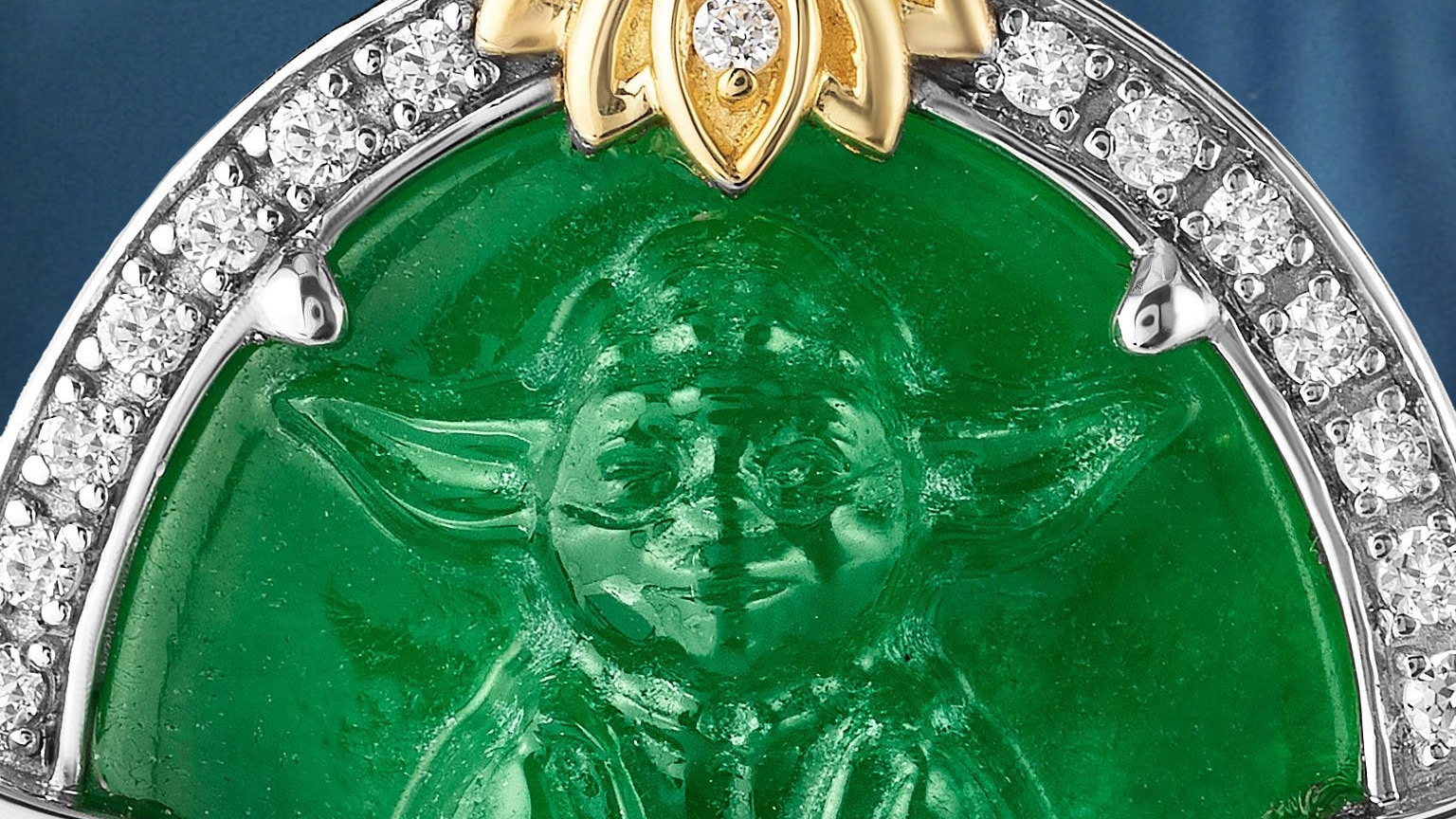 How Eastern Philosophy and Film Details Inspired Star Wars Fine Jewelry
