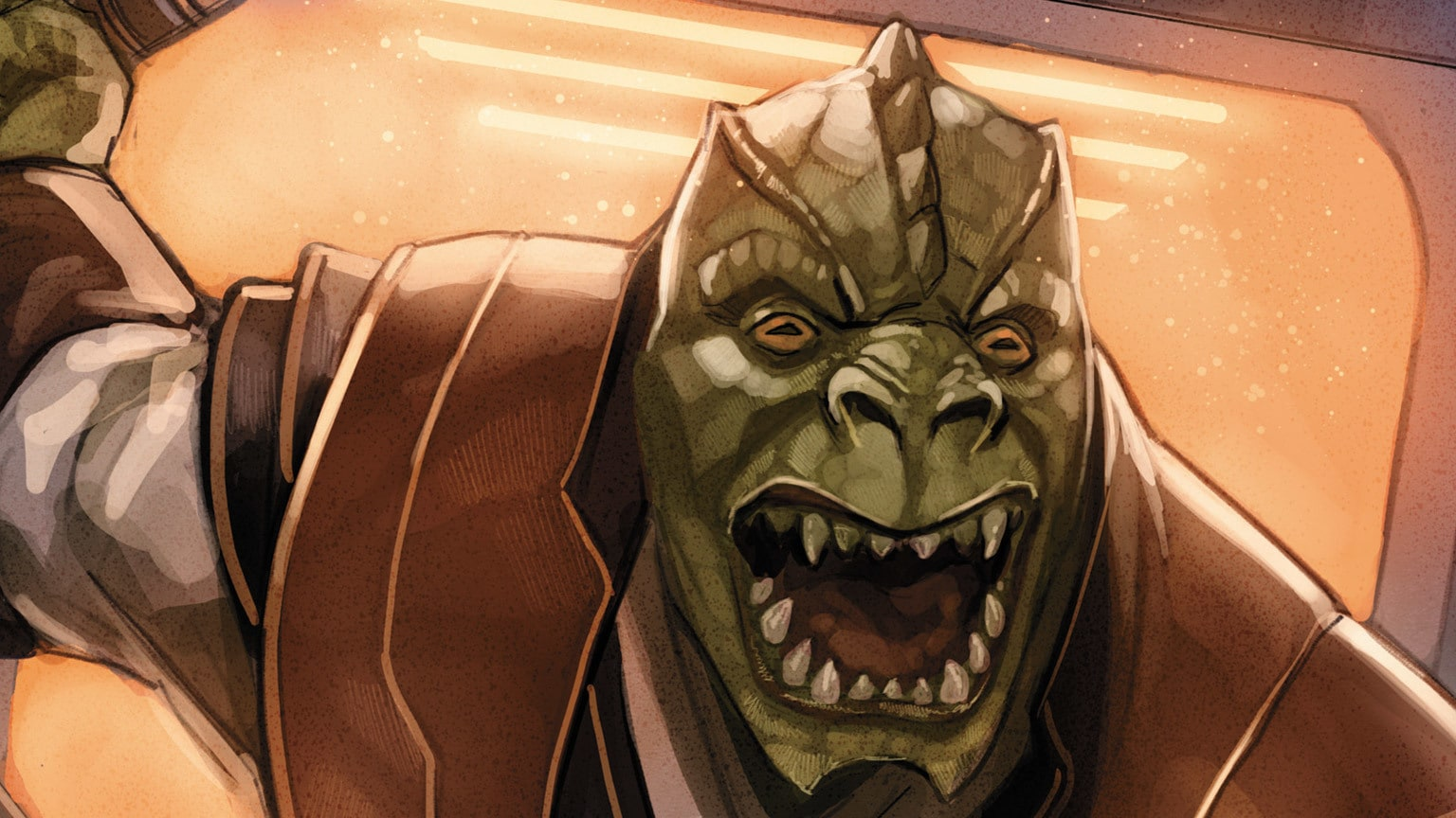 Jedi Master Sskeer Returns in Marvel's Star Wars: The High Republic #2 – Exclusive Preview