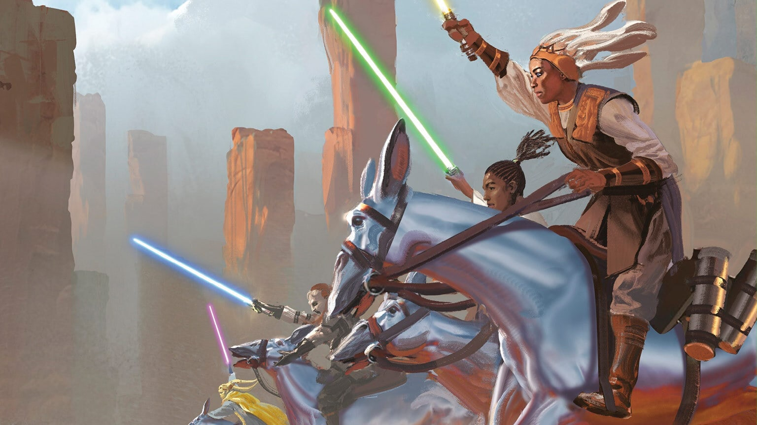 The Makers of Star Wars: The High Republic: Charles Soule on Light of the Jedi