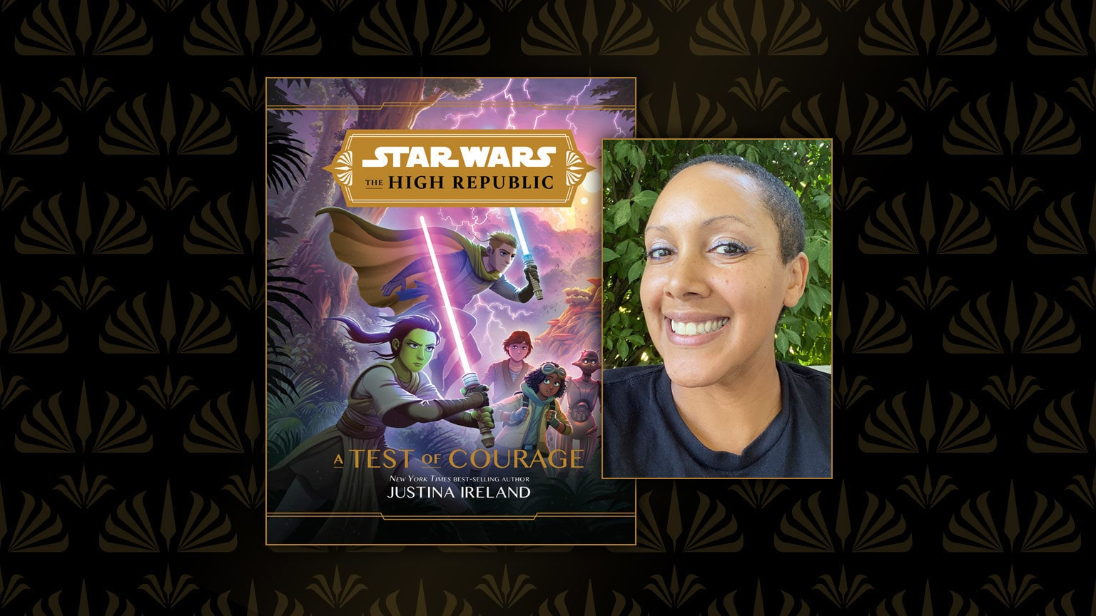 The Makers of Star Wars: The High Republic: Justina Ireland on A Test of Courage