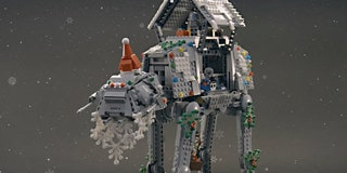 "Star Wars: Force for Change, FIRST, and the LEGO® Group Launch ""LEGO Star Wars Holiday Contest"""