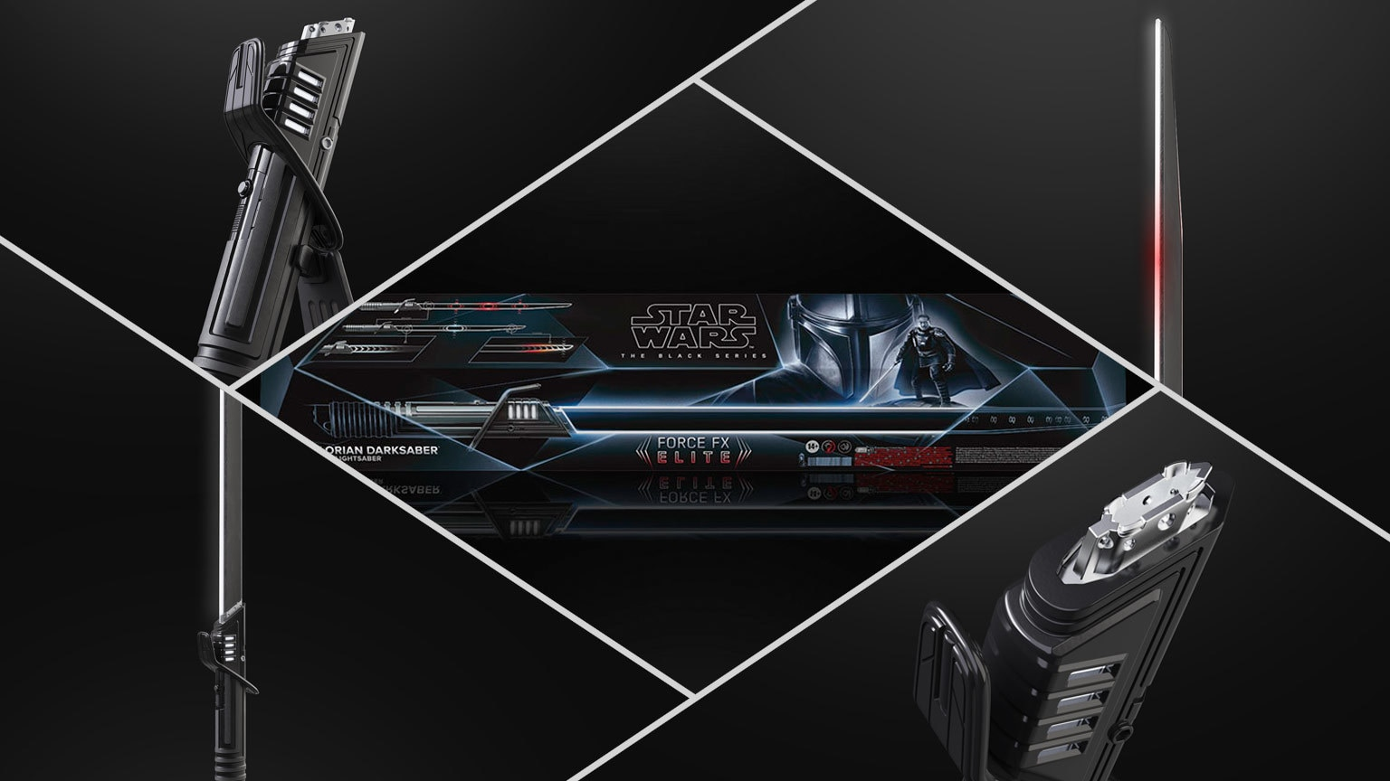 5 Illuminating Facts About the Making of Hasbro's Force FX Elite Darksaber