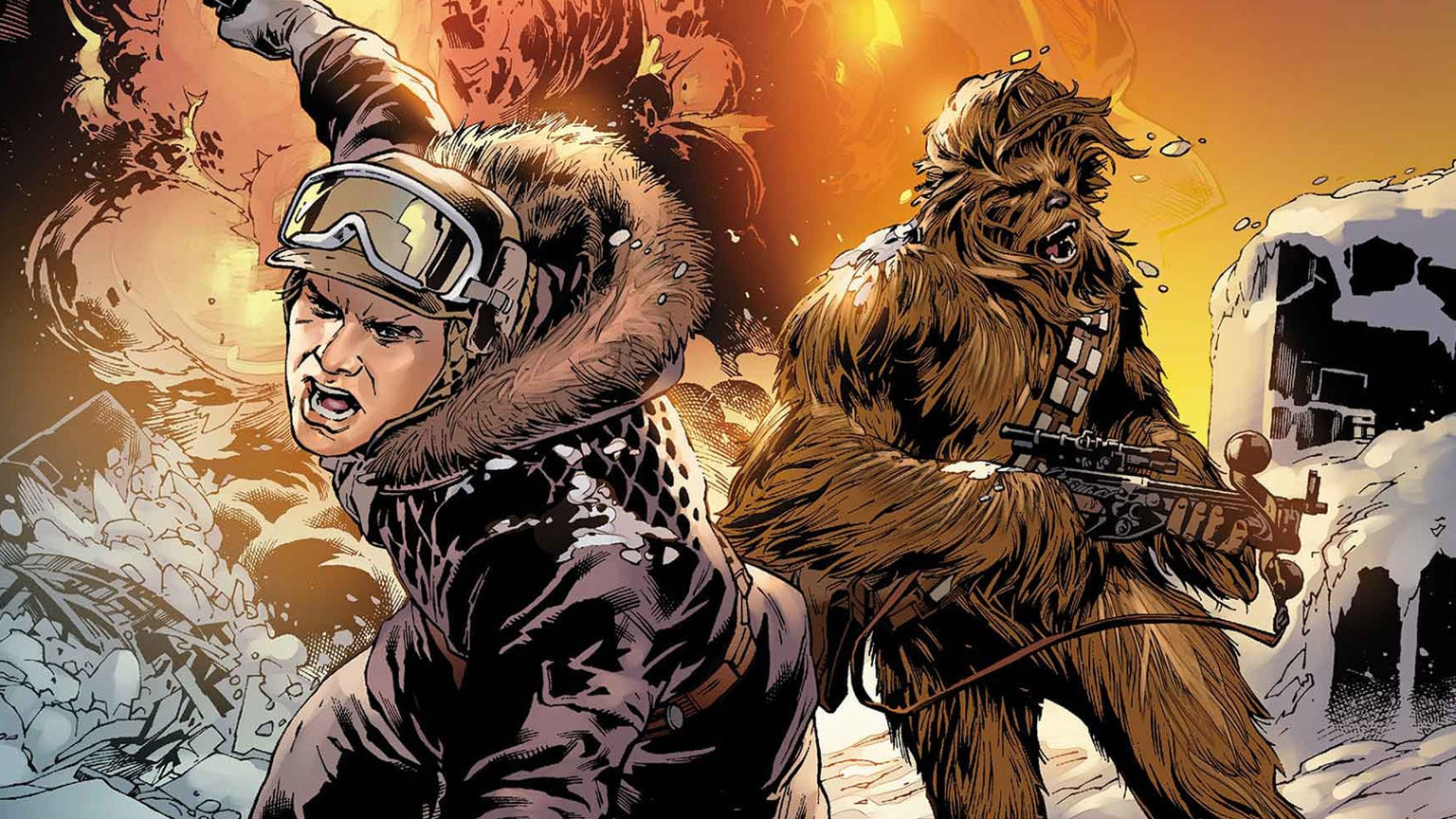 Leia Organa Swaps Love Stories with Kes Dameron and More from Marvel's March 2021 Star Wars Comics – Exclusive Preview