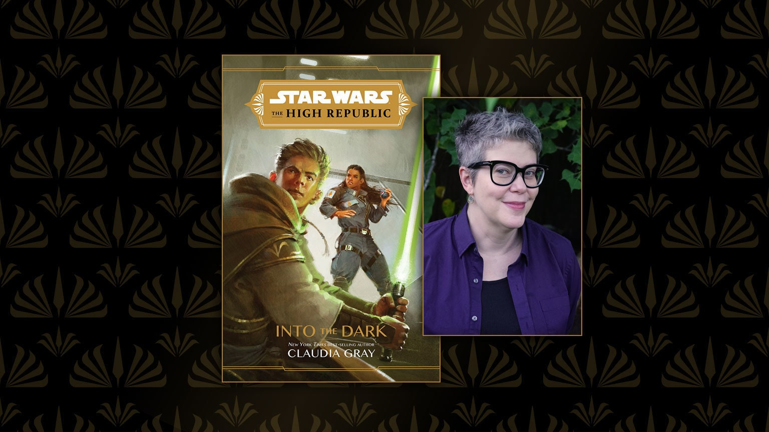 The Makers of Star Wars: The High Republic: Claudia Gray on Into the Dark