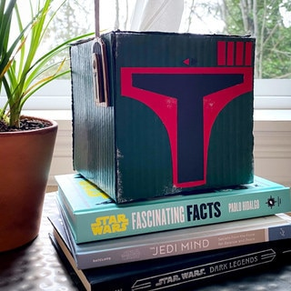 Put This DIY Boba Fett Tissue Box in the Cargo Hold