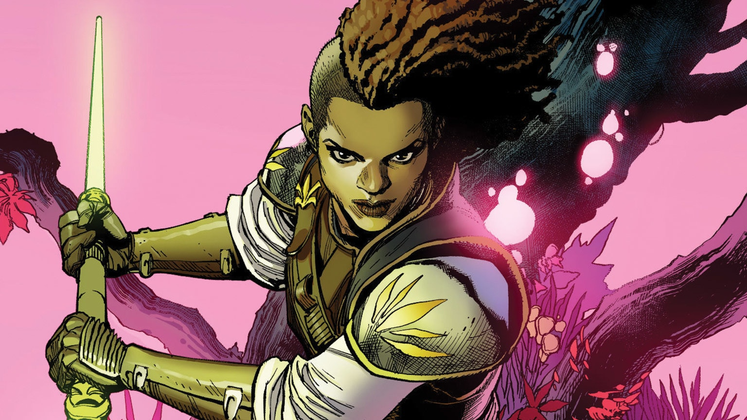 Betrayal in Marvel's Star Wars: The High Republic #4 – Exclusive Cover Reveal
