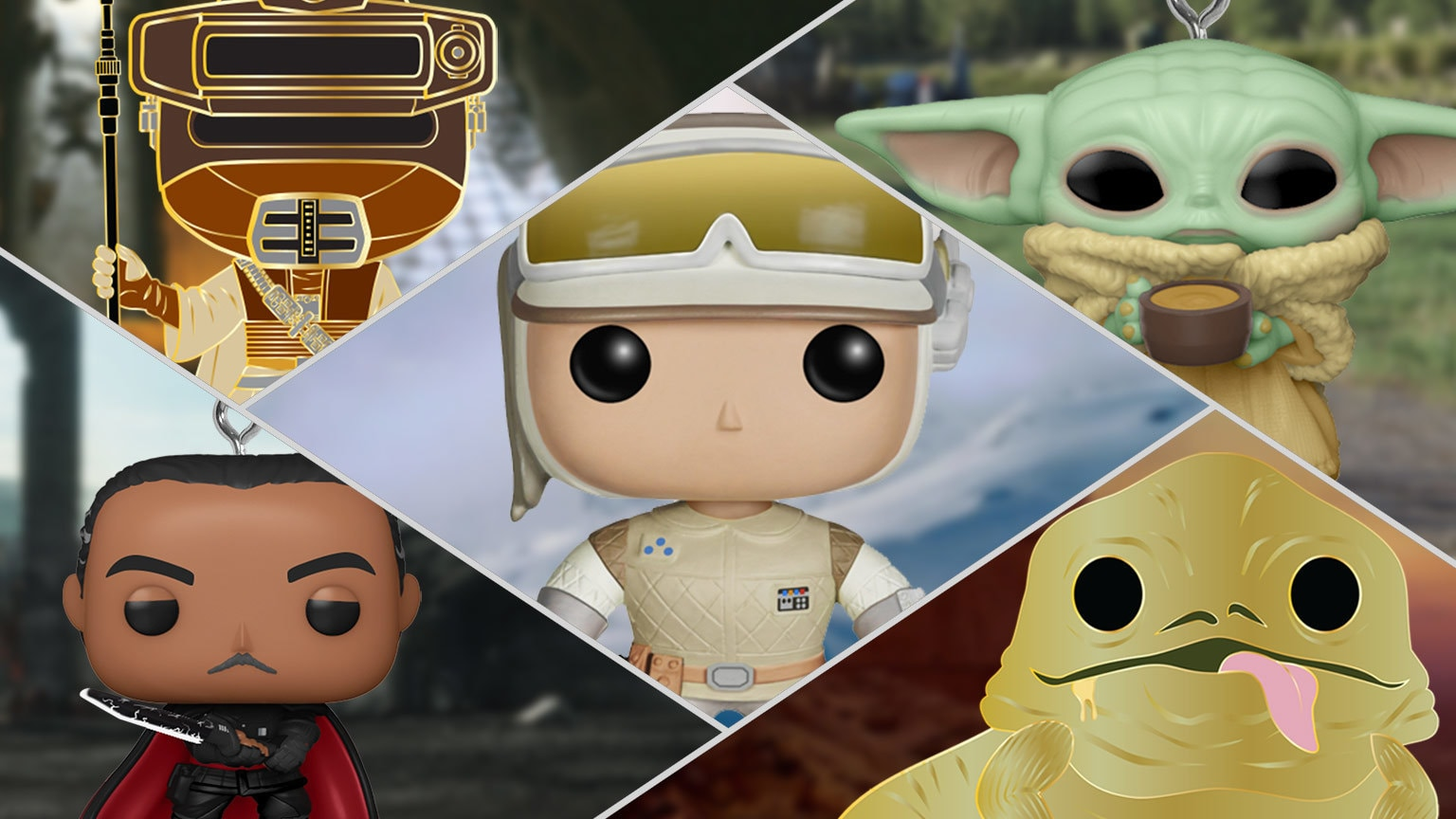 Get Your First Look at All the Star Wars Funko Fair Reveals (So Far)
