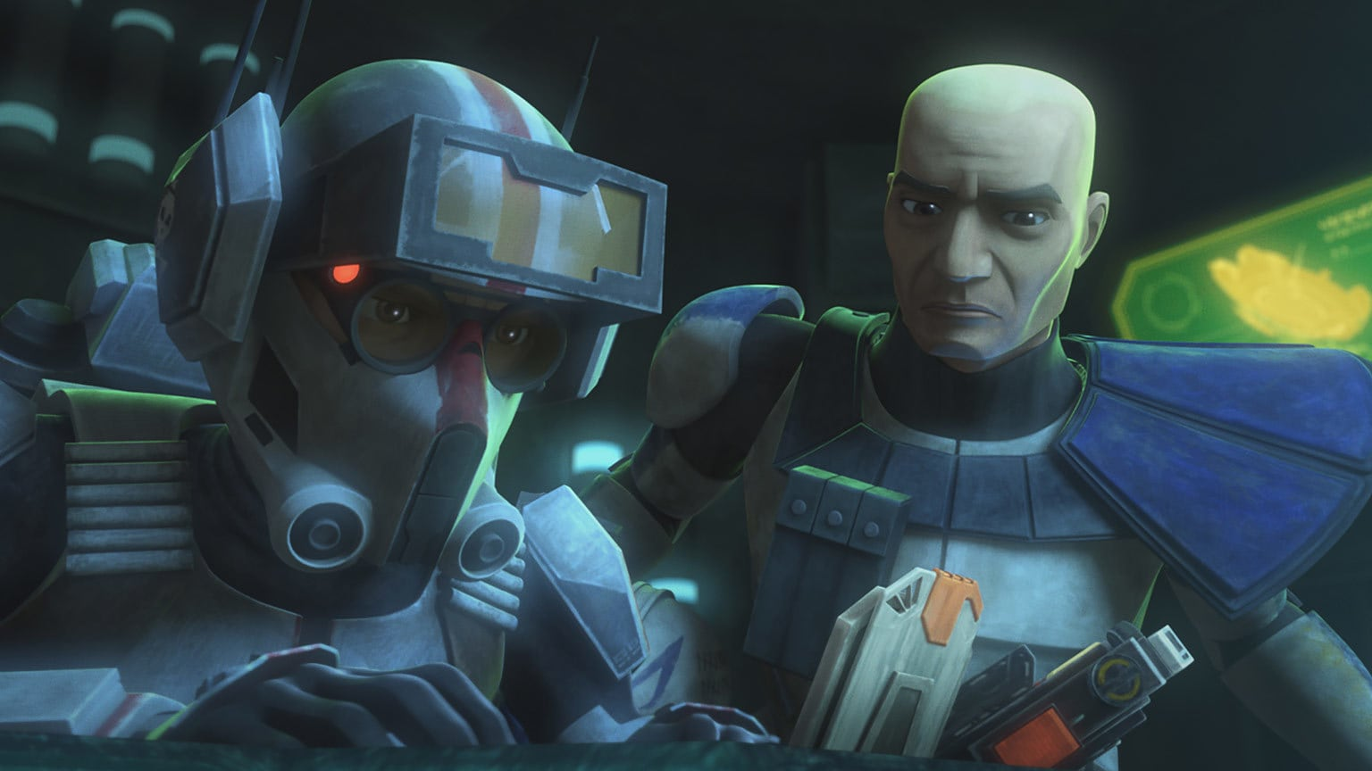 "The Clone Wars Rewatch: Meet ""The Bad Batch"""