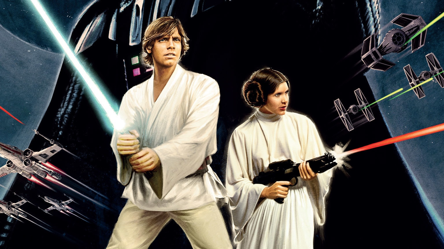 Skywalker: A Family at War, a New Star Wars Biography, Revealed