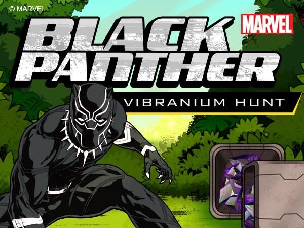 Black Panther: Vibranium Hunt | Avengers Games | Marvel HQ