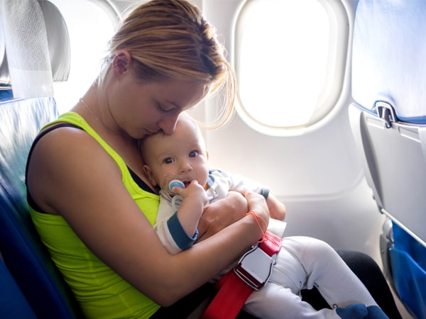 5 Tips On Traveling With Baby