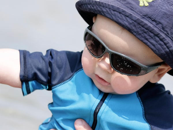 Making sure your baby is protected from the sun