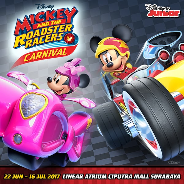 Mickey and the Roadster Racer Carnival - Mini Hero