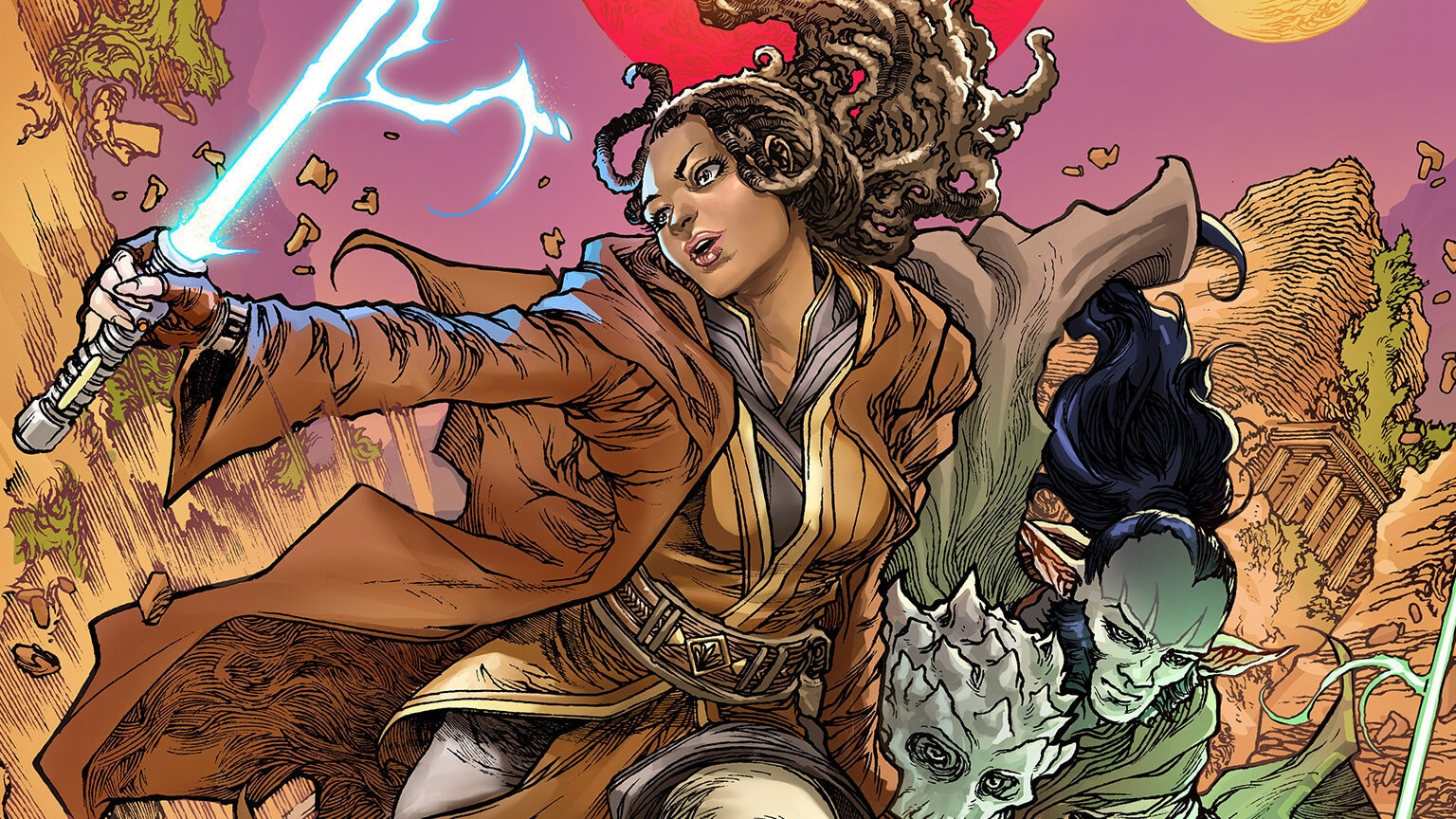 Padawan Lula Talisola Must Face Her Fears in IDW's The High Republic Adventures #1 – Exclusive Preview