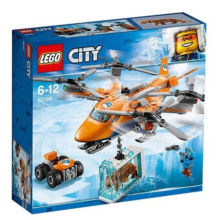 60193 - Arktis-Frachtflugzeug