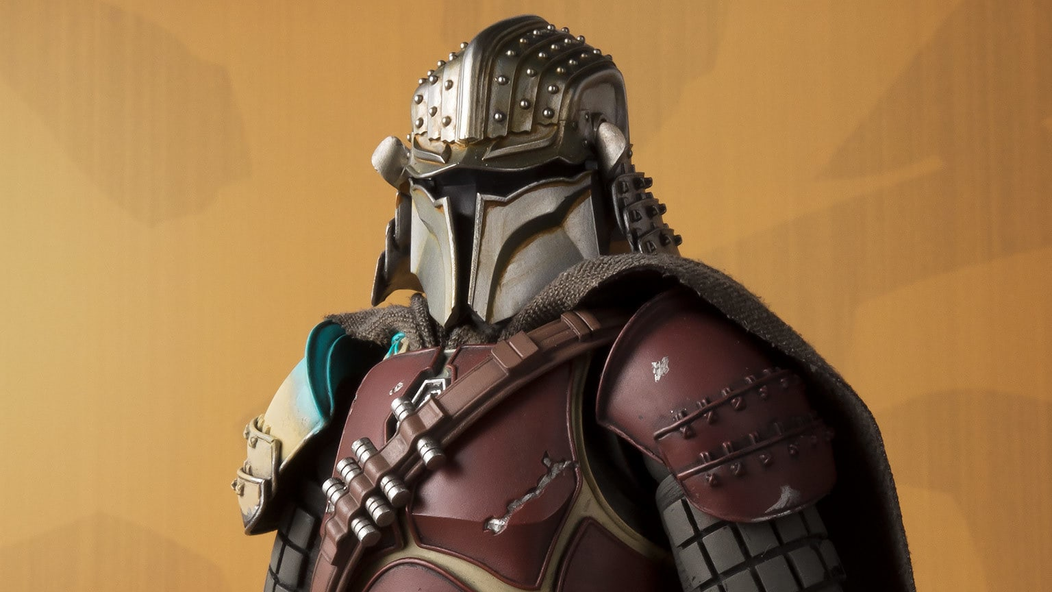 How Bandai Reimagined the Mandalorian as a Samurai Warrior