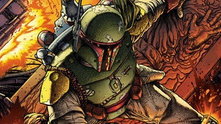 Boba Fett Will Take on the Galaxy's Worst in Marvel's Epic War of the Bounty Hunters – Exclusive