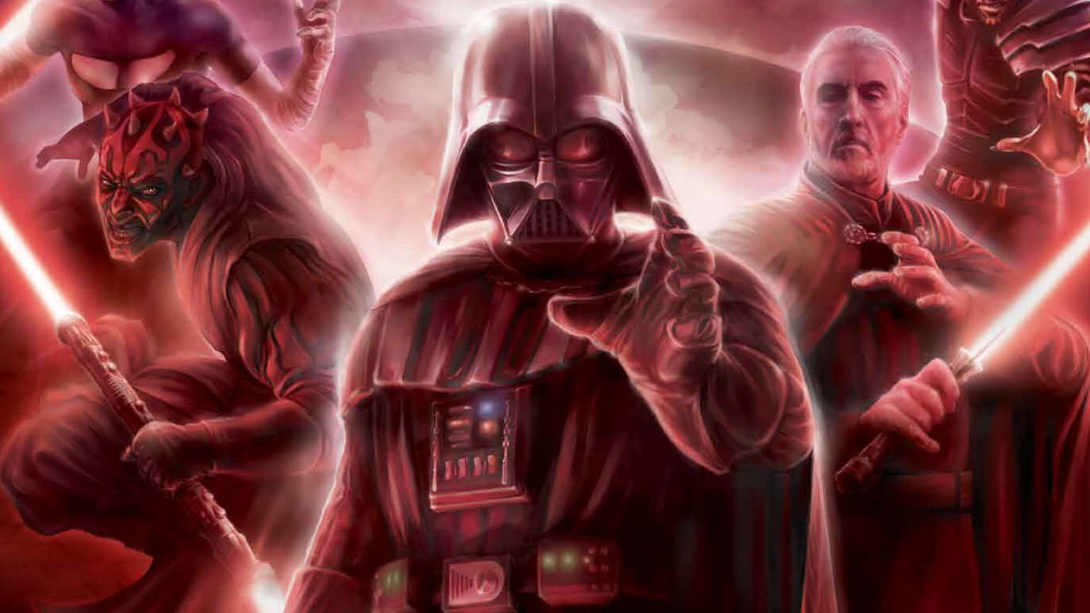 Uncover Mysteries of the Dark Side in The Secrets of the Sith – Exclusive Reveal