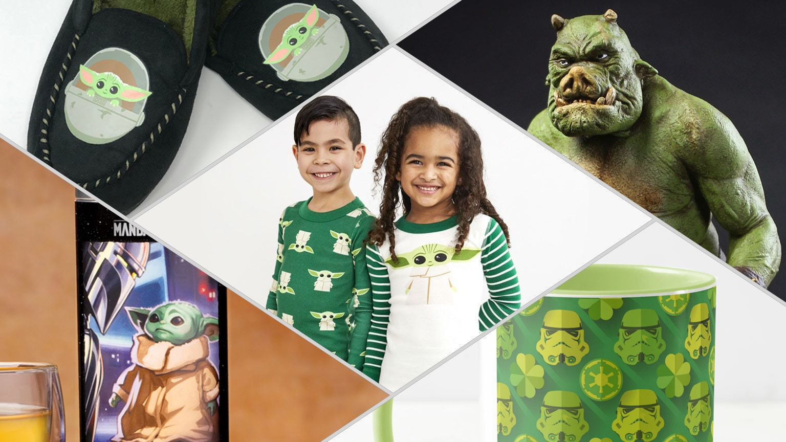 Celebrate St. Patrick's Day And Beyond with the Star Wars Green Gift Guide