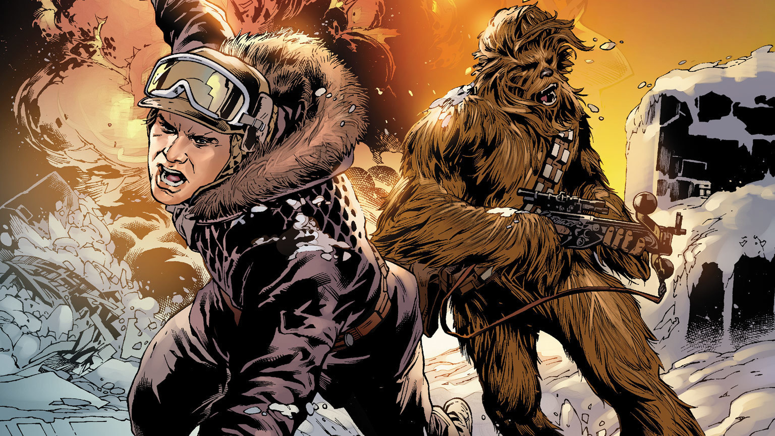 Leia and Kes Reflect on Those They Love in Marvel's Star Wars #12 – Exclusive Preview