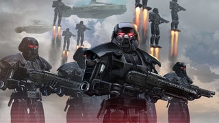 Moff Gideon's Dark Troopers Join Star Wars: Galaxy of Heroes
