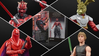 Fan Favorites from Classic Star Wars Stories Come to Hasbro's Black Series – Exclusive