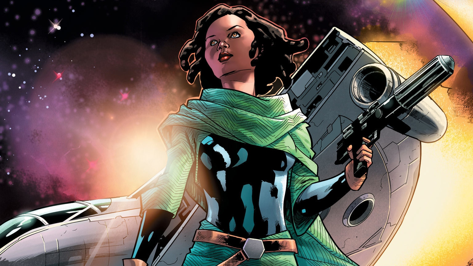 Marvel Celebrates Sana Starros and More in Star Wars Pride Month Comics Covers this June