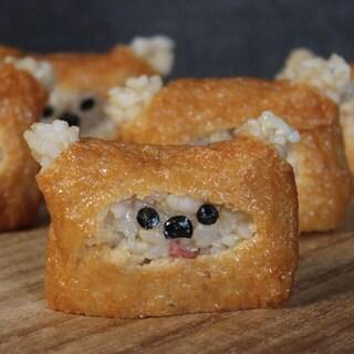 Yum Num: Ewok Sushi