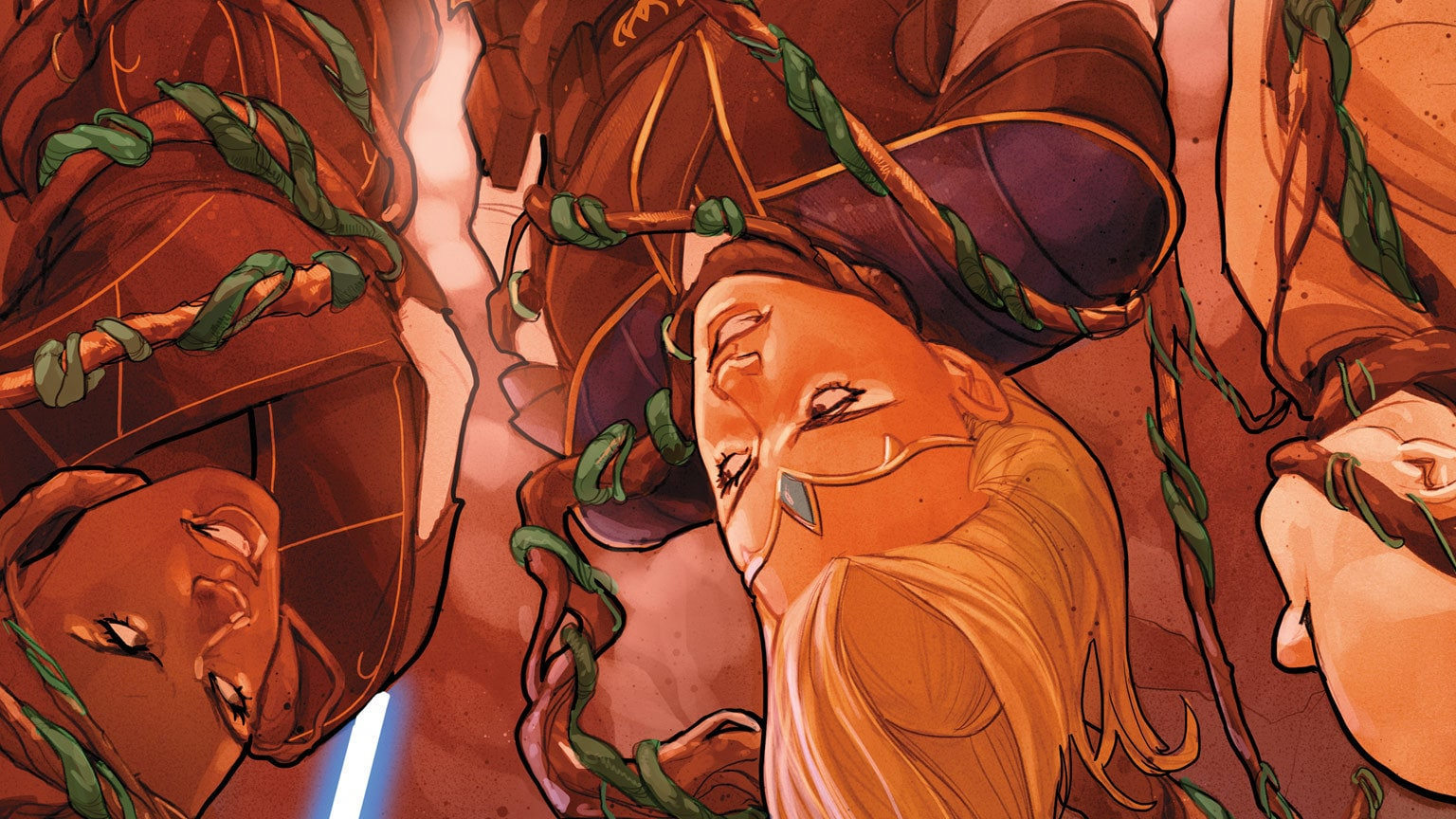 Keeve Trennis Faces her Fears in Marvel's Star Wars: The High Republic #4 – Exclusive Preview