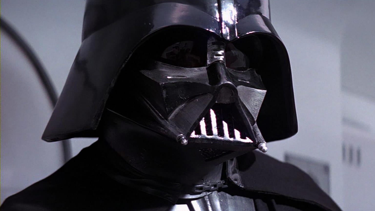 Star Wars Inside Intel: Darth Vader's Suit