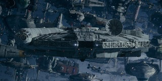 Ode to the Millennium Falcon, a Beloved Hunk of Junk
