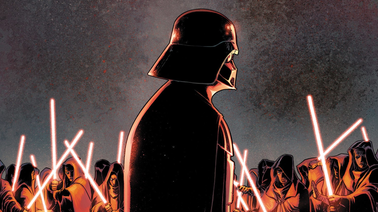 Vader Confronts His Master in Marvel's Star Wars: Darth Vader #11 – Exclusive Preview