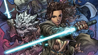 The Jedi Spring into Action in IDW's Star Wars: The High Republic Adventures #4 – Exclusive Preview