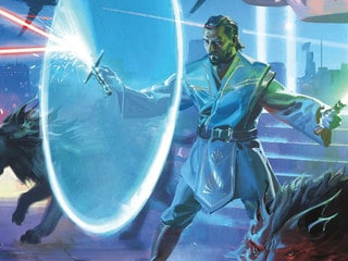 Stellan Gios Battles the Nihil on the Special Edition of Star Wars: The High Republic: The Rising Storm