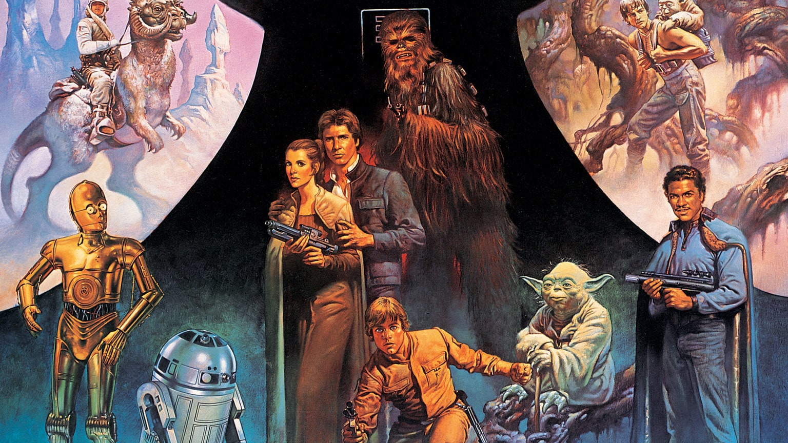 """""""We Could Start on the Ice Planet"""": Learn How Hoth Came to Be in the Star Wars: The Empire Strikes Back 40th Anniversary Special – Exclusive Excerpt"""