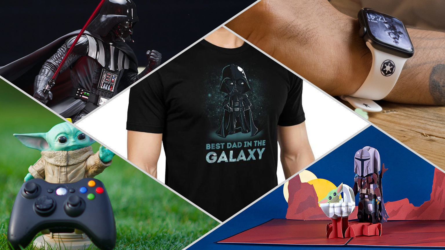 UPDATED: Star Wars Father's Day Gift Guide 2021