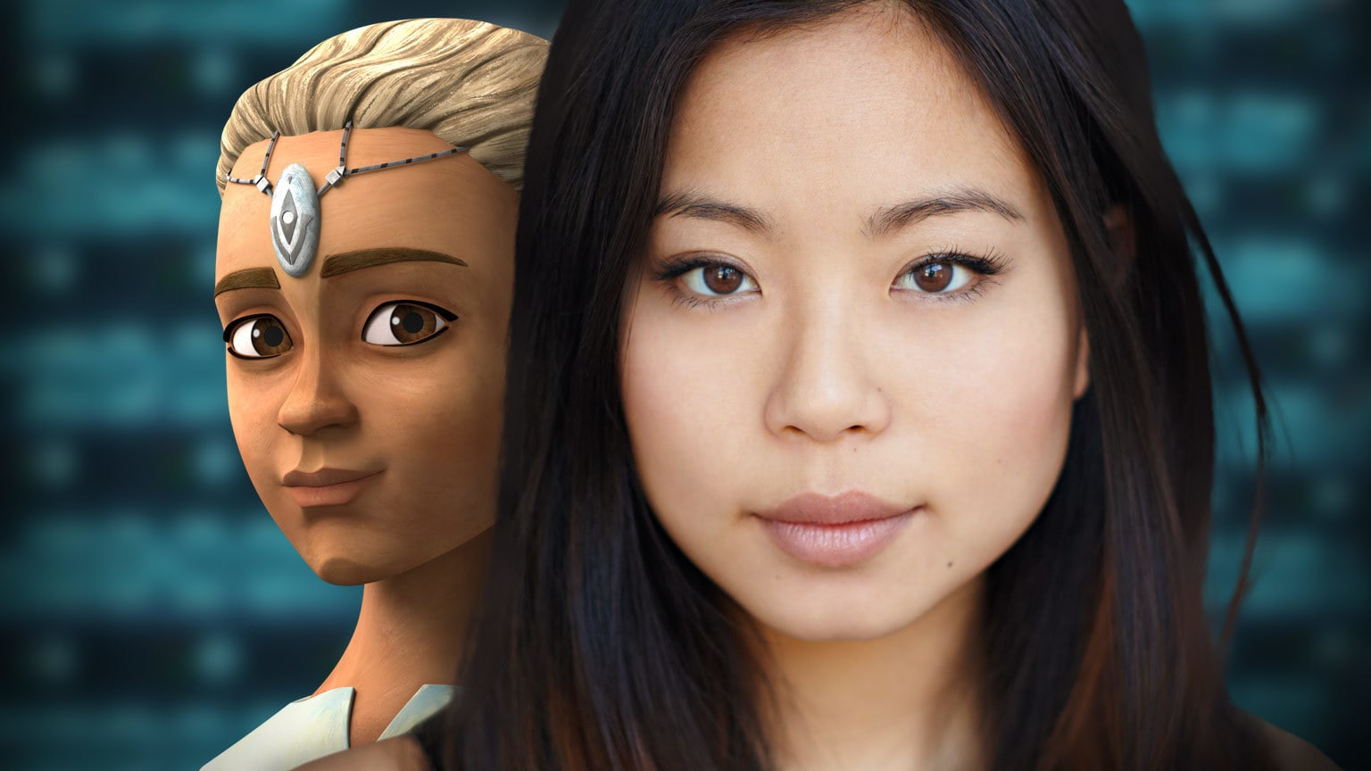 Meet Omega: Michelle Ang on Becoming the Heart of Star Wars: The Bad Batch